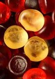 gummi甜点 免版税库存图片