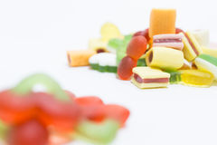 Gummi Photo stock