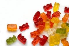 Gummi Bären Stockfoto