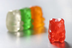 Gummi Bear Gang Stock Photography