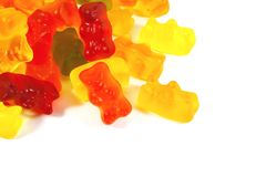 Gummi Bears Royalty Free Stock Photos