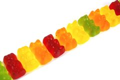 Gummi Bears Stock Photo