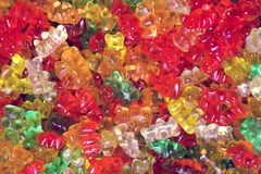 Gummi bears Stock Image