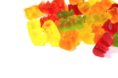 Gummi Bears Stock Photography
