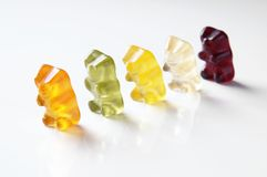Gummi bears Stock Images