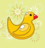 Gummi ducky Lizenzfreie Stockfotos
