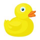 Gummi ducky lizenzfreie abbildung