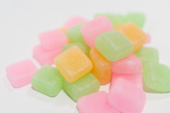 Gummi Royalty Free Stock Images