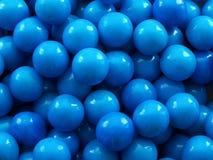 Gummi-Kugel-Hintergrund Stockbild