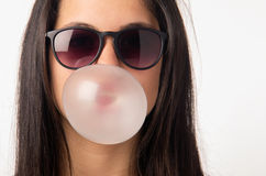 Gummi-Mädchen Stockbilder