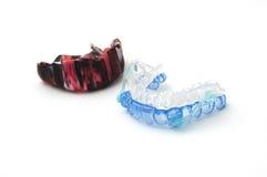 Gummi skyddar Royaltyfria Bilder