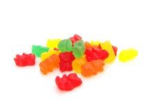 Gummiartige Bären Stockfotos