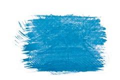 Gummibichromatetryck Arkivfoton