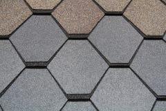 Gummidachplatten Stockbilder