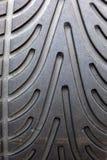 gummihjul Arkivfoto