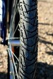gummihjul för cykel ii Arkivbild