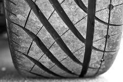 gummihjul för modell s Royaltyfria Foton