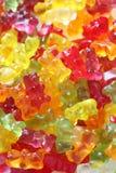 Gummy αντέξτε το υπόβαθρο Στοκ Εικόνα