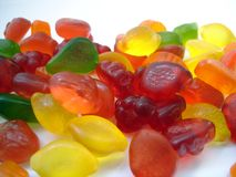 Gummy royalty free stock image