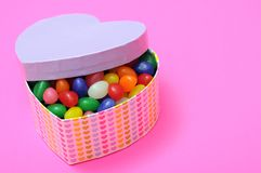 Gummy ball Stock Photography