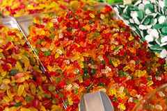 Gummy bear Royalty Free Stock Images