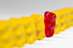 Gummy bear Royalty Free Stock Photography