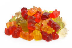 Gummy bears. Stock Photos