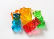 Free Gummy Bears Royalty Free Stock Image - 57126286