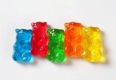 Gummy bears Stock Images