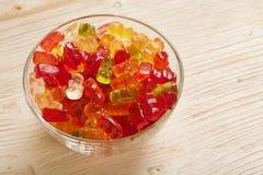 Gummy bears Stock Photography