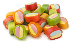 Gummy candies Royalty Free Stock Image