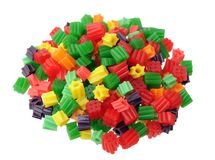 Gummy candy Stock Image