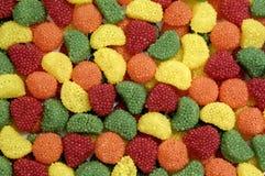 Gummy fruit, Stock Image