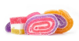 Gummy sweet candy Royalty Free Stock Photo