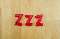 Gummys exprime Zs Photos libres de droits
