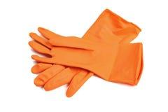 Gumowa rękawiczka obrazy stock