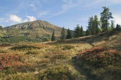 Gumpeneck mountain Stock Images