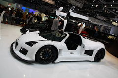 Gumpert Apollo 2010 Royalty Free Stock Photos