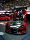 Gumpert Apollo Geneva 2014 Royalty Free Stock Image