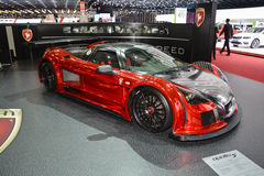 Gumpert Apollo S Royalty Free Stock Photography