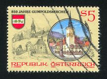 Gumpoldskirchen στοκ φωτογραφία με δικαίωμα ελεύθερης χρήσης