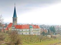 Gumpoldskirchen royaltyfri bild