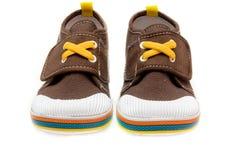 Gumshoes das crianças Fotos de Stock