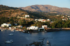 Gumusluk Bodrum Royalty Free Stock Photo