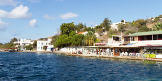 Gumusluk, Bodrum, Turkey Royalty Free Stock Images