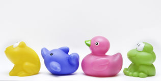 gumy grupowa zabawka Obrazy Stock