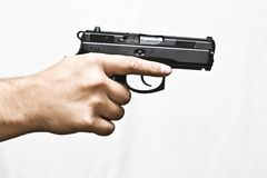 Gun Royalty Free Stock Photos