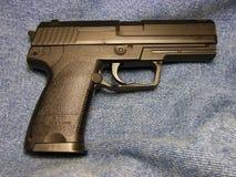 Gun. Simulated Semiautomatic Gun Royalty Free Stock Image