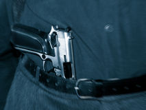 Gun Royalty Free Stock Image