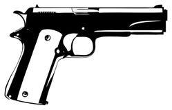 Free Gun Royalty Free Stock Photo - 7810375